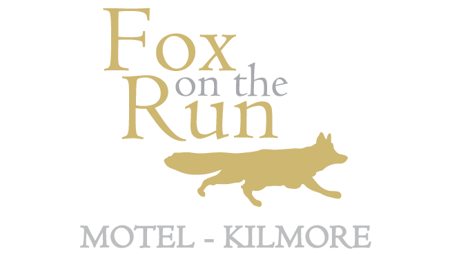 Fox On The Run Motel Kilmore Logo